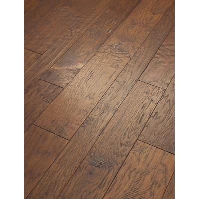 Augusta Random Width Engineered Hickory Hardwood Flooring