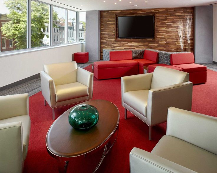 Relax In The Open E Lobby With Club Lounge Seating