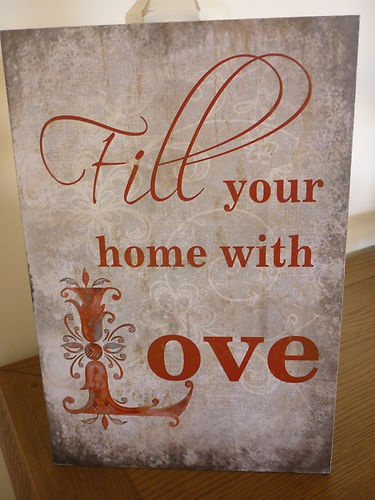 Wall Sign Decor Delectable 20 Best Wall Signs Images On Pinterest  Wall Plaques Wall Signs Review