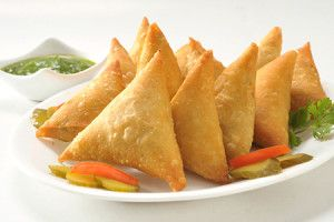Chicken Samosa Recipe By Shireen Anwar