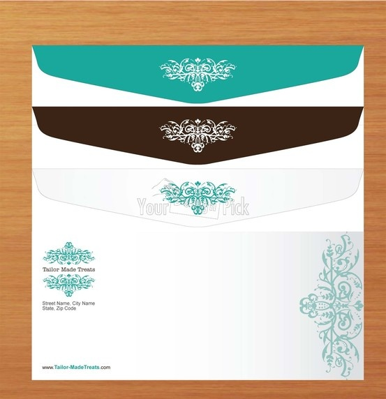 Envelopes Designs from YourDesignPick.