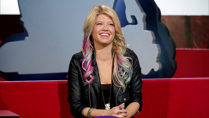 Chanell Westcoast. Ridiculousness T.V. show  LOVE LOVE her hair !!