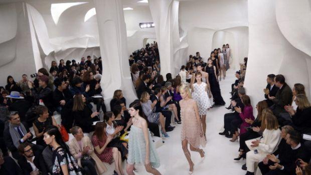 Sfilate Parigi gennaio 2014 alta moda: Christian Dior secondo Raf Simons
