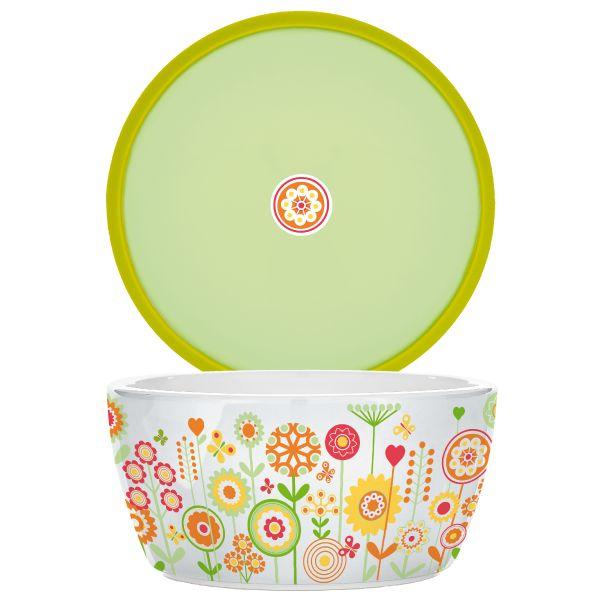 Breakfast Bowl with Plate designed by Burkhard Neie #Ritzenhoff