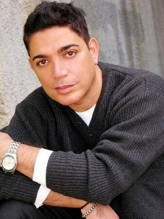 Michael DeLorenzo.  American Actor (NY Undercover,) Puerto Rican descent.