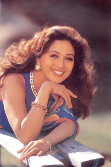 Madhuri Dixit....timeless Indian beauty