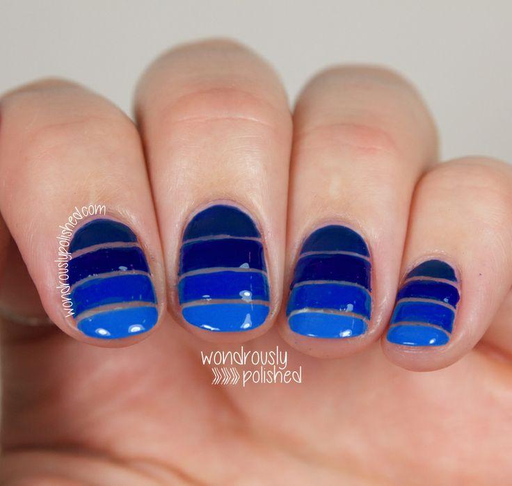 The Beauty Buffs - Royal Blue Trend
