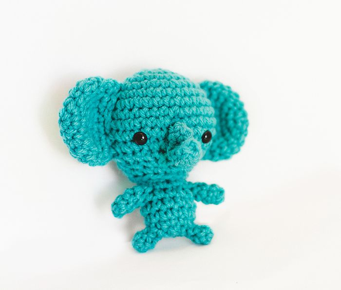 42 best images about Crocheted Elephants on Pinterest ...