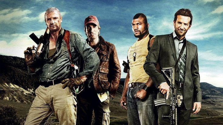 Echipa de soc  The A-Team The A-Team Cinema Best cinemabest.net
