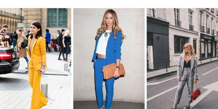 30 beautiful ladies pantsuits