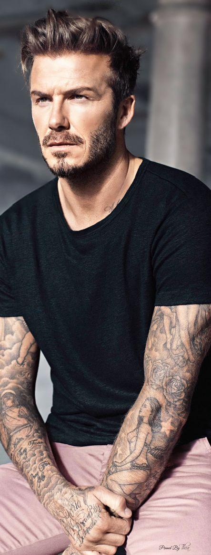 H&M SS 2015 ● David Beckham ~ Tнεα