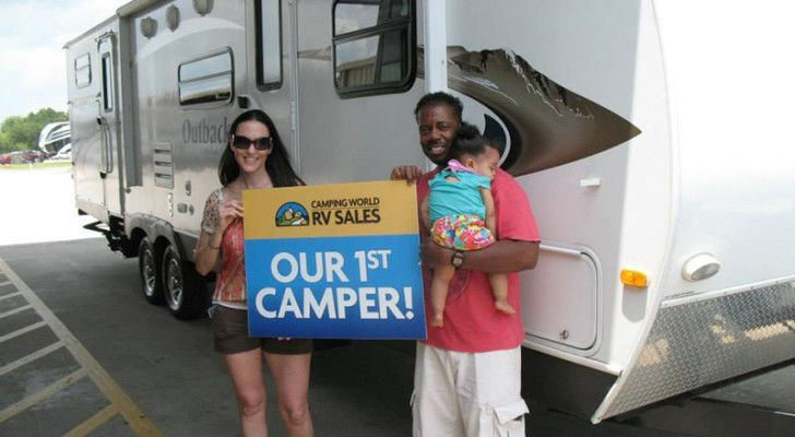 Tips for how to buy your first RV - and how to decide between an RV trailer vs a Motorhome