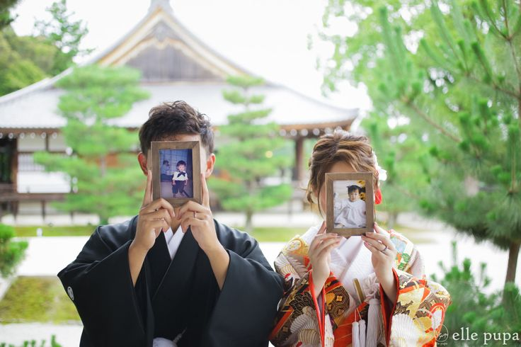 夏の大覚寺*ロケーション撮影 | *elle pupa blog*