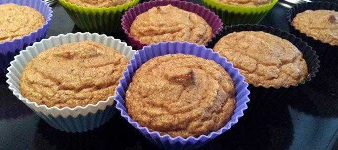 Pepperkakemuffins