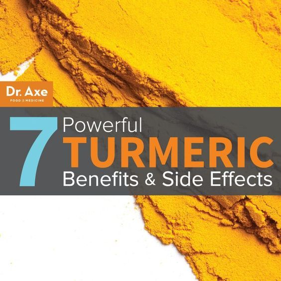 7 Powerful Turmeric Health Benefits & Side Effects  http://www.draxe.com #health #holistic #natural