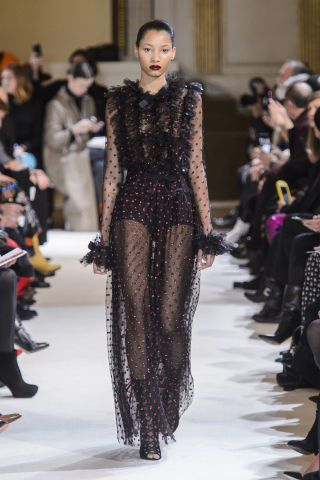 Our favorite looks from the top collections in Paris: Giambattista Vali
