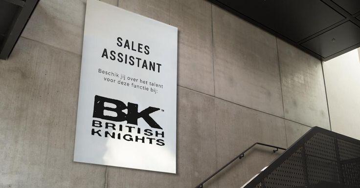 Ben jij de nieuwe Sales Assistant bij BK International B.V.?