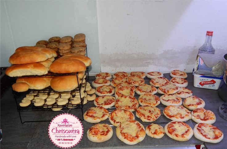 #Cookies #Petalakia #Mini_Pizza #Hamburger
