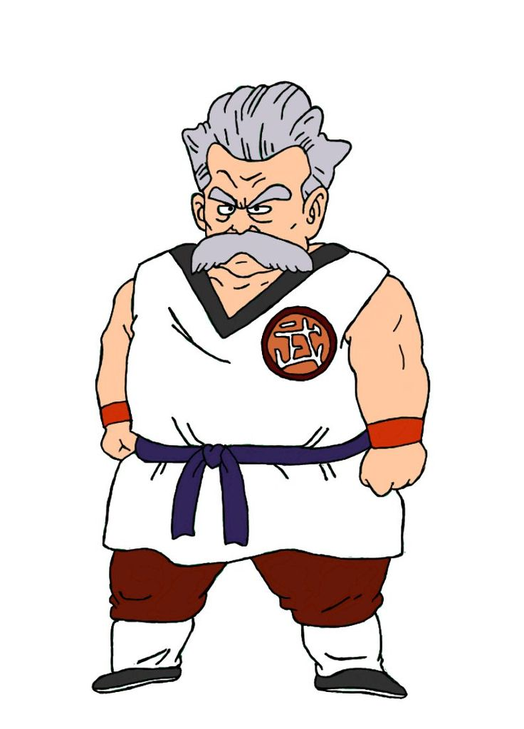 maestro mutaito - bueno maestro de rochi ,Tsuru Sen'nin,karin chaoz y ten shin chan.