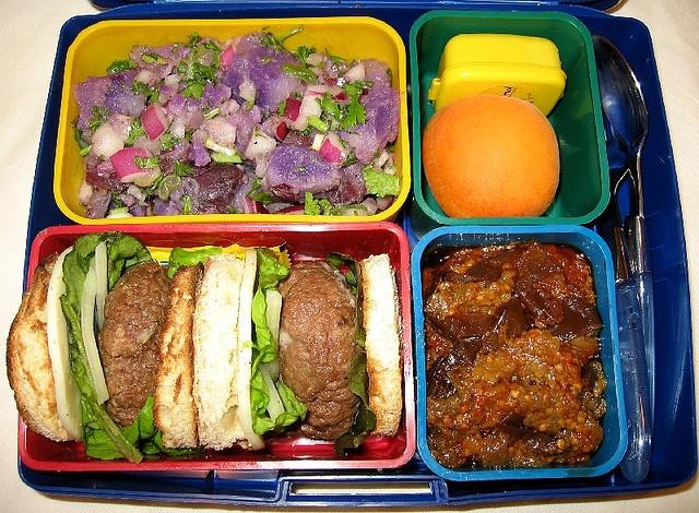Laptop Lunch Bento Set
