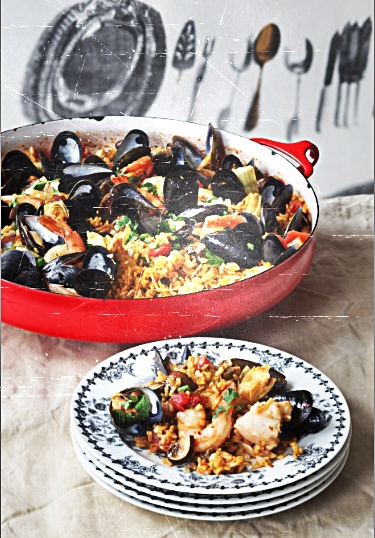 44 best mens health images on pinterest fit motivation board paella recipe from mens health magazine forumfinder Image collections