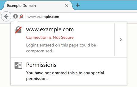 La tarea de identifica un sitio que es seguro, es más fácil con la nueva actualización de  Firefox