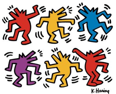 52 best images about KEITH HARING on Pinterest | Limited edition ...