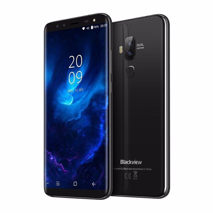 "NEW Blackview S8 5.7"" HD+ LTE Android 7.0 Smartphone 4xCameras Octa Core 4G/64GB"