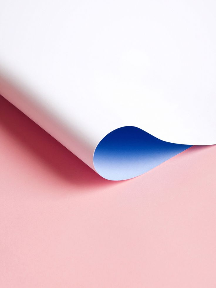 color | pink + blue - via Axel Oswith