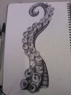 Octopus Tentacle by SweetestMalificia.deviantart.com on @deviantART                                                                                                                                                                                 More
