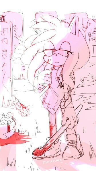 ❤️Yandere Amy Rose❤️