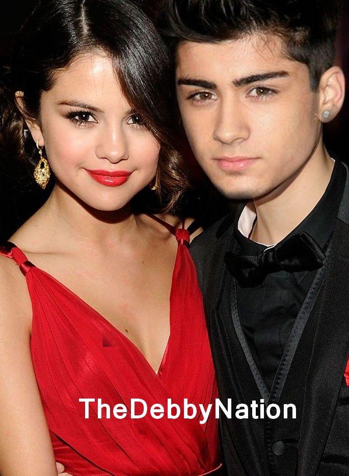 Selena Gomez And Zayn Malik 2013   We Love One Direction ... Zayn Malik And Selena Gomez 2013