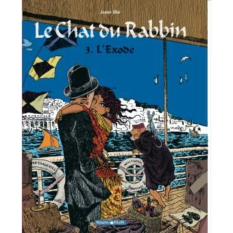 Le Chat du rabbin, Tome 3