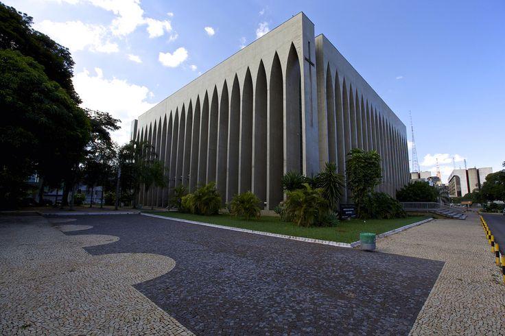 Santuário Dom Bosco / Dom Bosco Sanctuary - Brasília