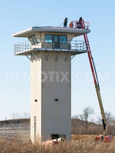 prison tower - Google Search