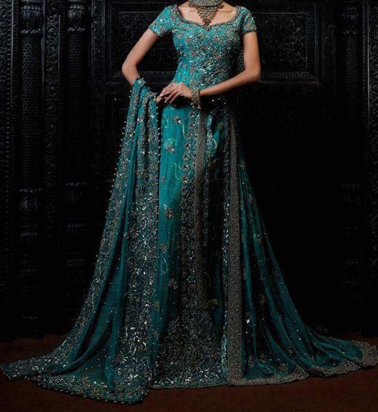 Indian Wedding Dresses 2014 10