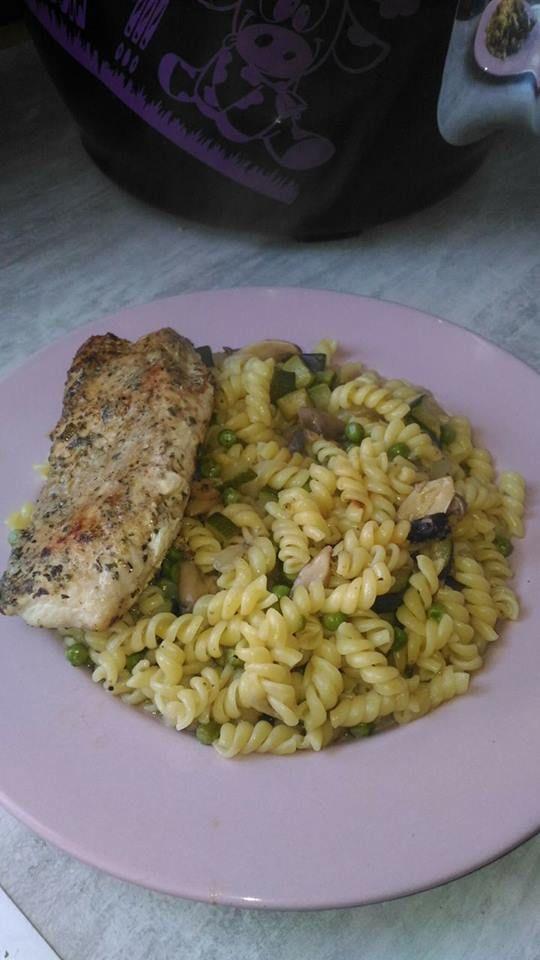 Pâtes aux légumes | Recettes Cookéo