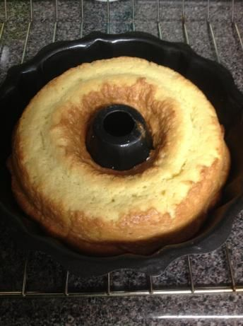 Old Fashion Butter Pound cake - one of my friends made this for my parents yesterday.....Oh my....delish!