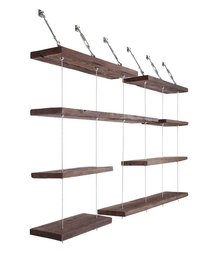 Turnbuckle Floating Shelves 3