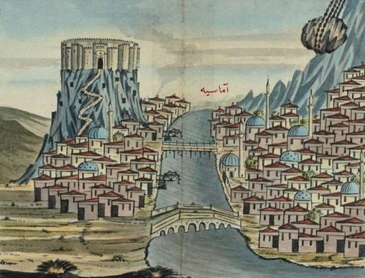 Osmanlı'da Amasya