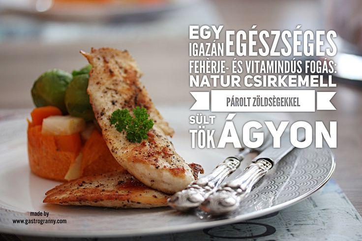 """Egy egyszerűen nagyszerű, ugyanakkor borzasztóan finom, valamint rendkívül erős tápanyagösszetétellel rendelkező, magas fehérje-, és """"A"""" vitamintartalmú ételt készítünk ma, amely ráadásul vidáman megvalósítja a """"Ne egyél 400 kalóriánál többet egy étkezésre!"""" jelmondatot! Szóval rengetegféle diétás alapelvnek megfelel. Bátran eheted akkor is, ha a testsúlycsökkentés a célod! Booking.com Ha így készíted el a natur csirkemellet blansírozott...Read More"""