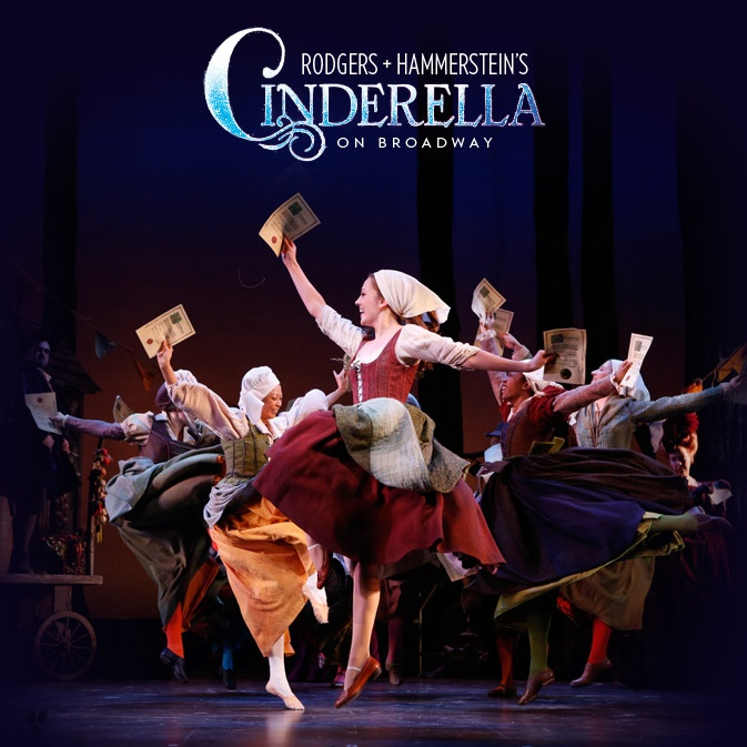 """A timeless musical treasure."" –The Huffington Post #Cinderella #Broadway #ItsPossible"