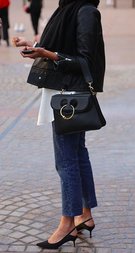 wholesale dealer c1418 c0124 Large Pierce Shoulder Bag by J.W.ANDERSON – Today s Fashion Item