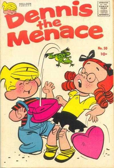 Dennis the Menace  Omg - I had this one'
