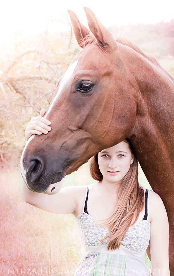 mädchen-mit-pferd #horse and #girl #photography www.nihabu