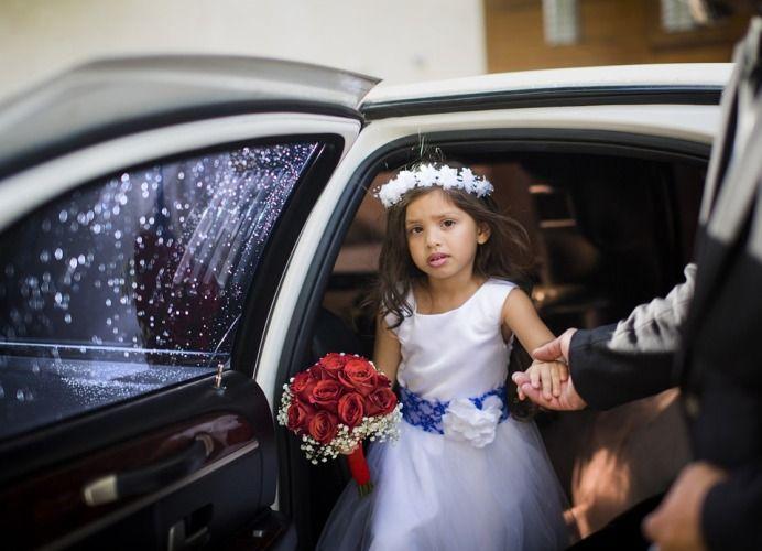 Tips Pesta Pernikahan Tanpa Gangguan Si Kecil