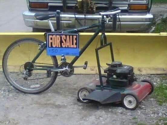 Riding Lawn Mower Cheap!