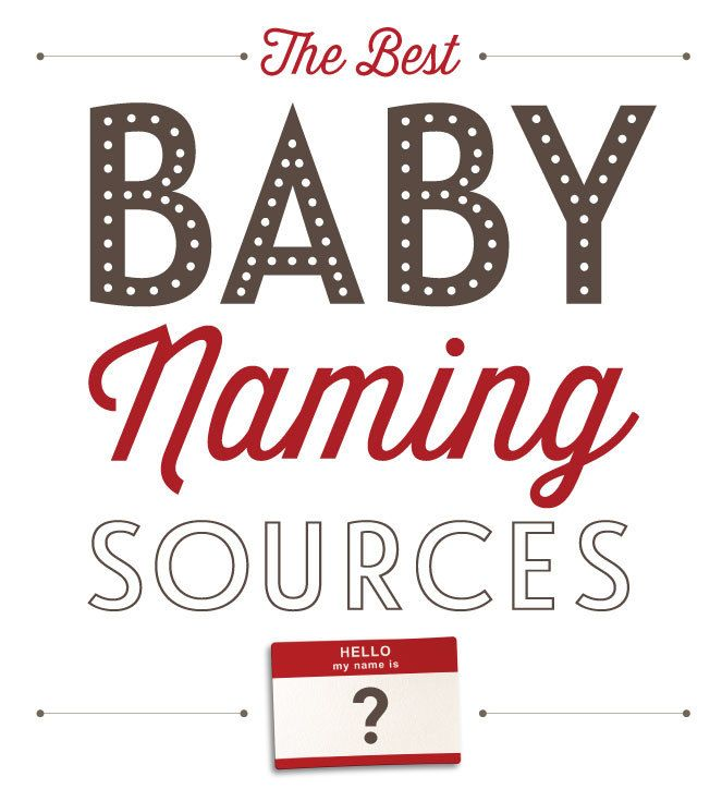 The Best Baby Naming Sources -- Pregnant Chicken Because I'm a name nerd, and I like to dream about my future children and grandchildren's names. So sue me.