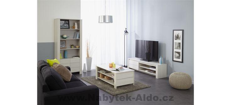 Nábytek do obývacího pokoje Nolita 0582