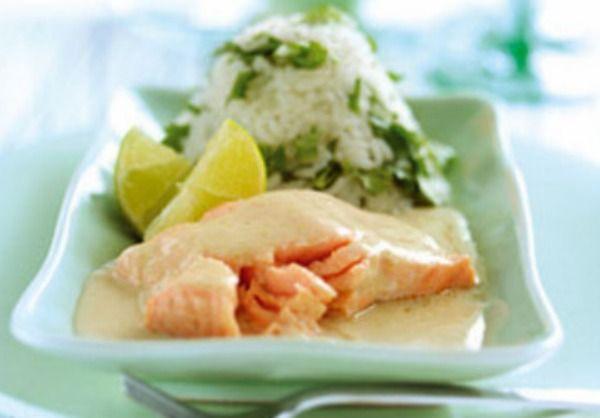 Honey Coconut Salmon Recipe | Just Plain Yummy | Pinterest